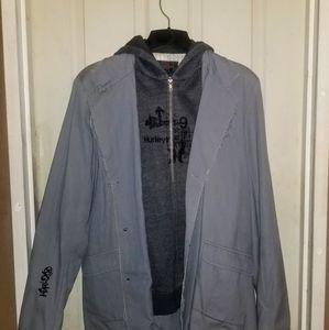 Hurley coat